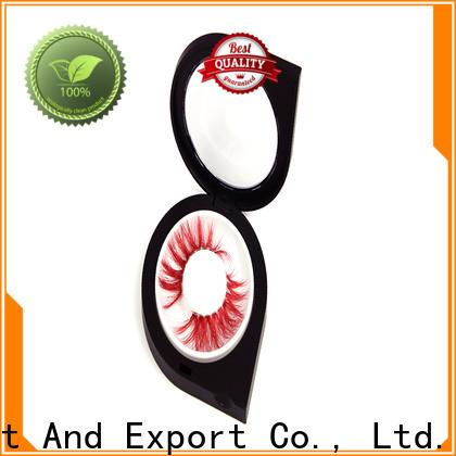 Liruijie Latest volume lashes wholesale supply for mink eyelashes