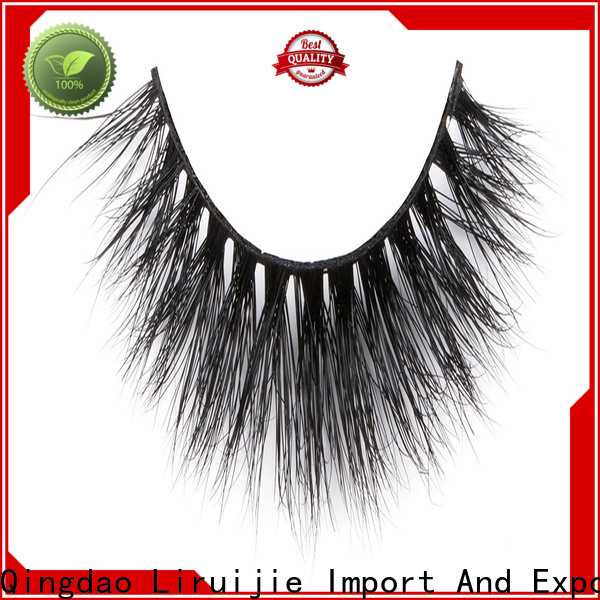 Liruijie series best individual mink lashes manufacturers for small eyes