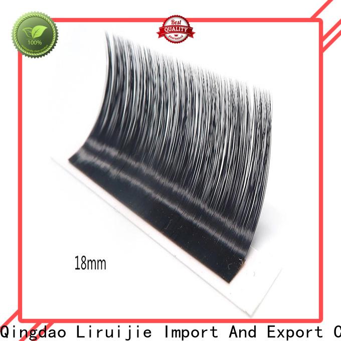 Liruijie Custom mink lashes wholesale company for round eyes