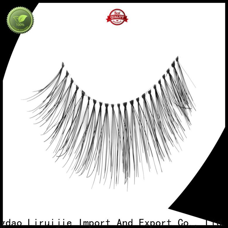 Wholesale korean eyelashes wholesale company for small eyes
