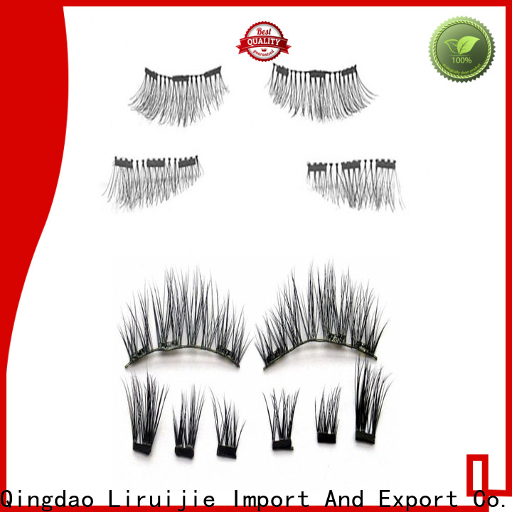 Liruijie Latest eyelash extension removal cost company for Asian eyes