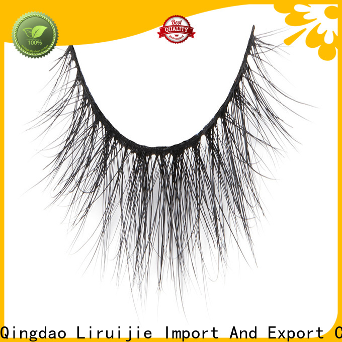 Wholesale real mink lashes suppliers lashes supply for sensitive eyes