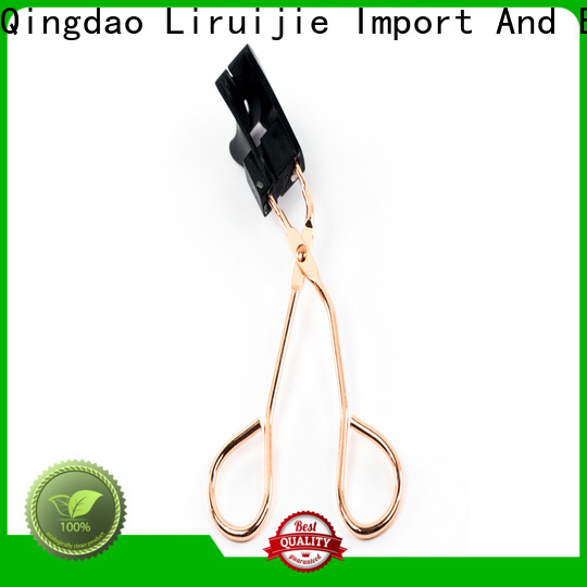 Liruijie New japonesque heated eyelash curler reviews company for asian eyes