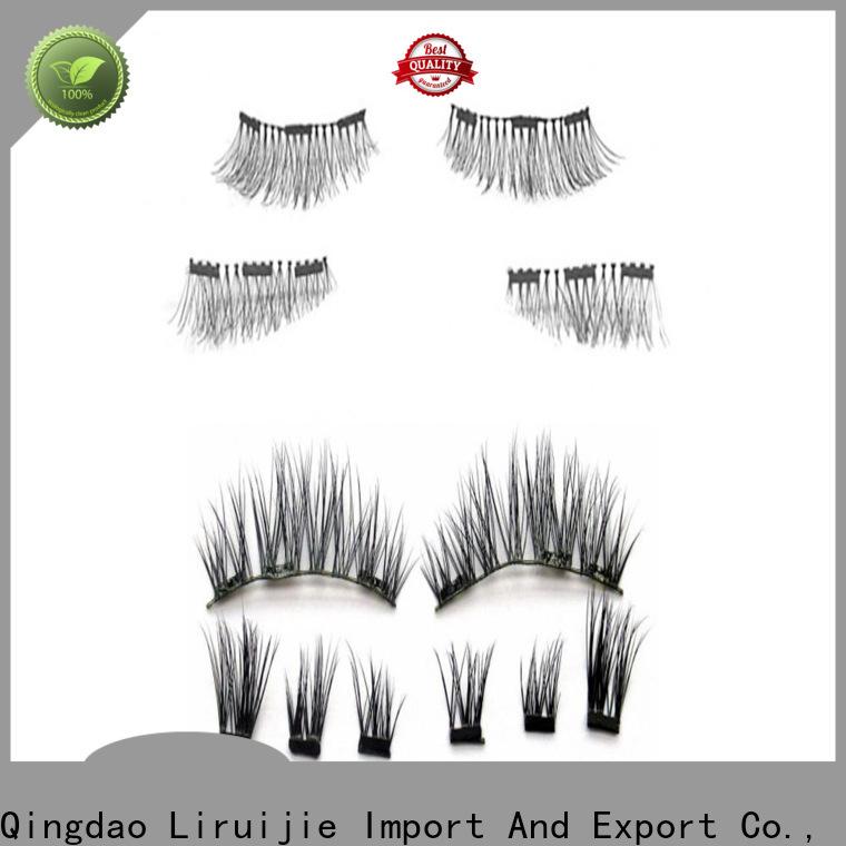 New eyelashes number supply for almond eyes