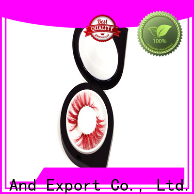 Liruijie mink case for lashes factory for fake eyelash