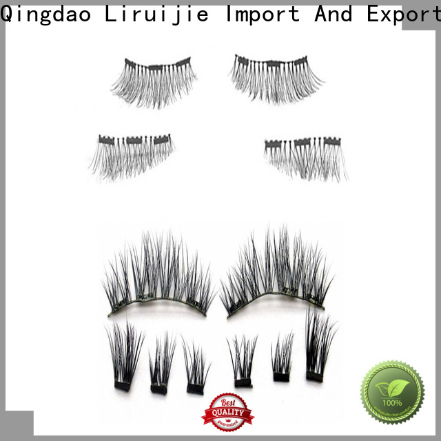 Liruijie mink eyelashes for sale suppliers for small eyes