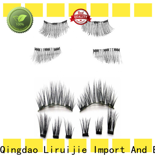 Top eyelashes number for business for round eyes