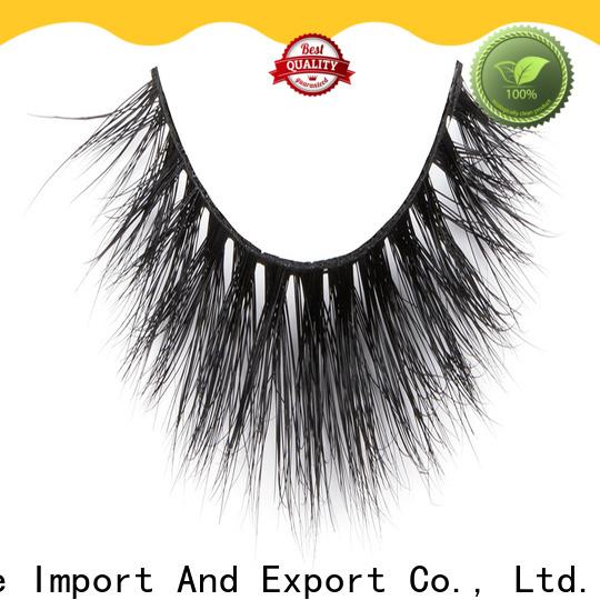Wholesale mink fur eyelashes wholesale eyelashes manufacturers for small eyes