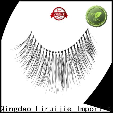 Liruijie eyelash beauty factory for almond eyes