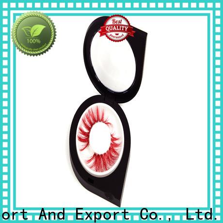 house of lashes eyelash case & 25mm mink lashes bulk & false eyelash container