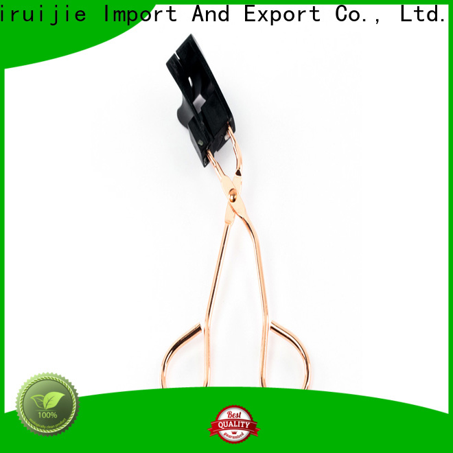 Liruijie false best eyelash curler for asian company for small eyes