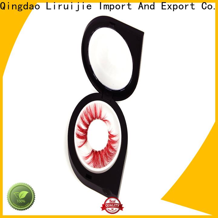 Liruijie High-quality false eyelash packaging suppliers for business for fake eyelash