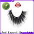 Liruijie New synthetic magnetic eyelashes supply for almond eyes