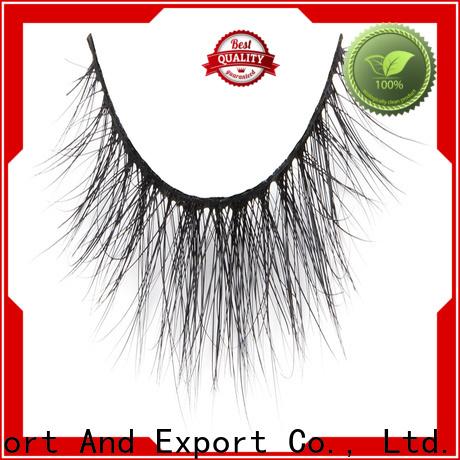 3d human hair eyelashes & best mink false eyelashes & private label false lashes