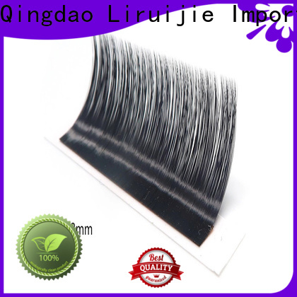 Liruijie lash 100 mink eyelashes wholesale for business for beginners
