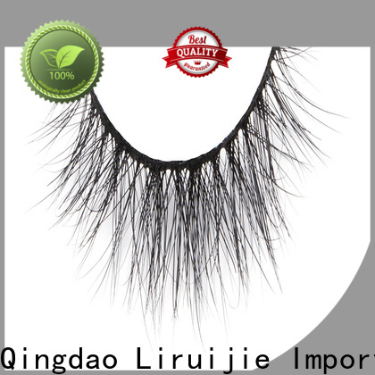 Liruijie High-quality mink lashes cruelty supply for extensions