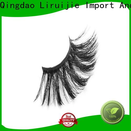 Liruijie Latest long lasting false eyelashes for business for beginners