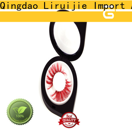 Liruijie packaging private label box factory for magnetic eyelashes