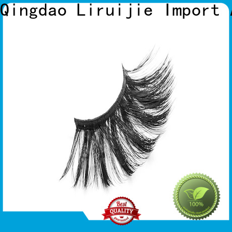 Liruijie Wholesale synthetic mink eyelashes for business for Asian eyes
