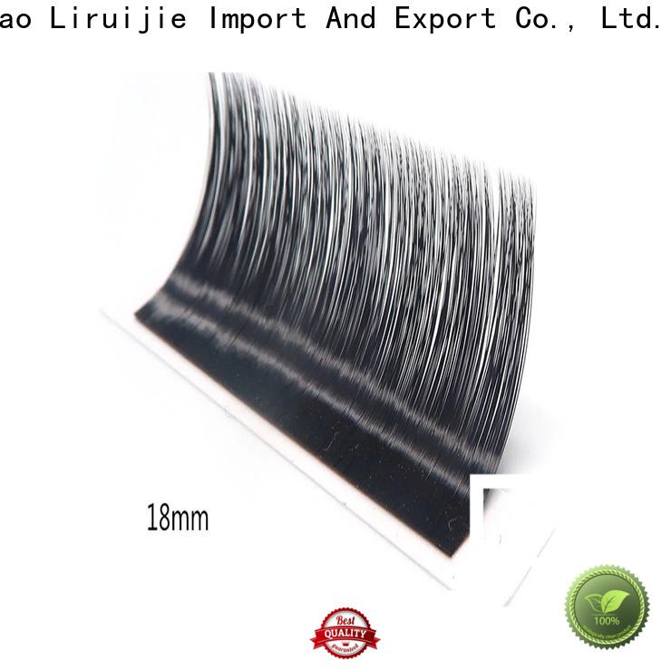 Liruijie Custom eyelash extensions reviews suppliers for beginners