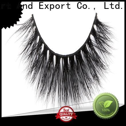 Liruijie eyelash silk mink lashes supply for small eyes
