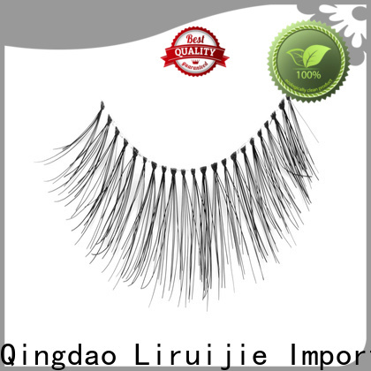 Liruijie Top private label mink eyelashes manufacturer factory for small eyes
