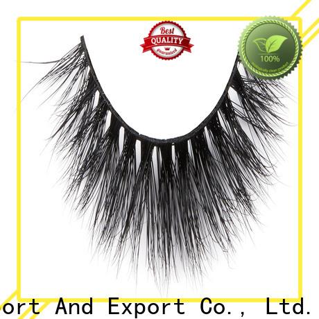 magnetic false eyelashes review & natural mink individual lashes & best eyelash curler for long straight lashes