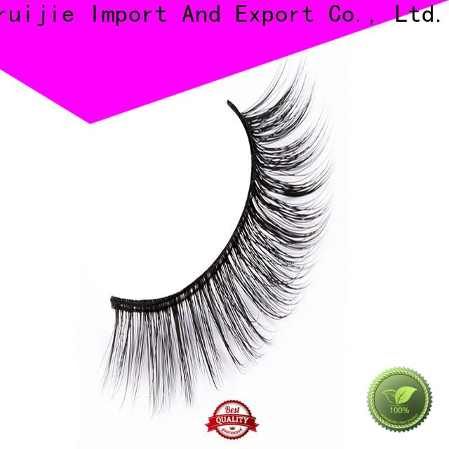 Liruijie Top professional false eyelashes suppliers for almond eyes
