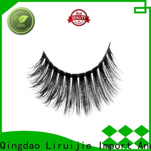 Liruijie Custom eyelashes supplier supply for round eyes