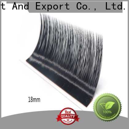 Liruijie Wholesale lash extensions reviews manufacturers for round eyes