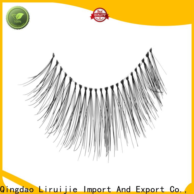 Wholesale lashes wholesale price company for round eyes