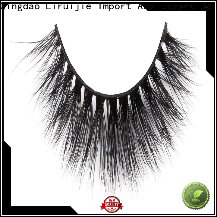 New synthetic mink lashes lashes company for extensions