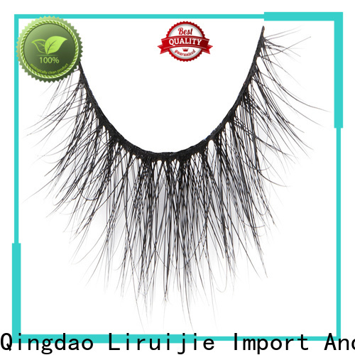 Liruijie Best mink eyelash extensions care for business for beginners