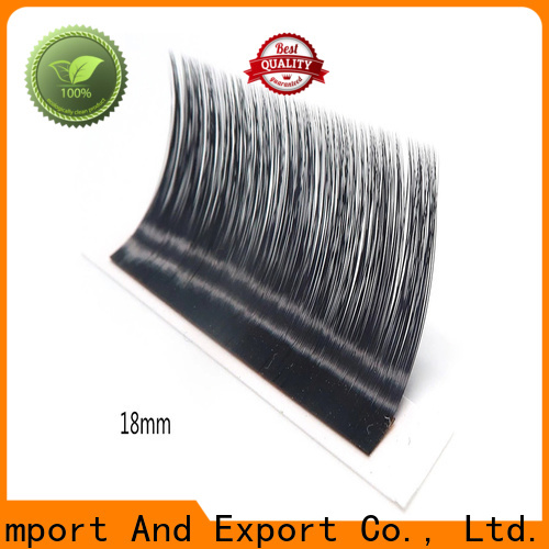 Custom eyelash extension factory extensions supply for beginners