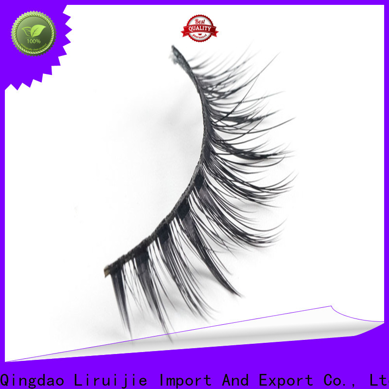 Liruijie Best wholesale individual lashes factory for round eyes