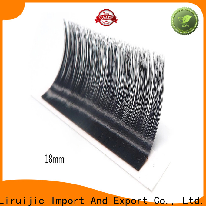 Liruijie Wholesale eyelash extension manufacturers usa for business for beginners