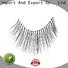 Liruijie creme eyelashes wholesale factory for almond eyes