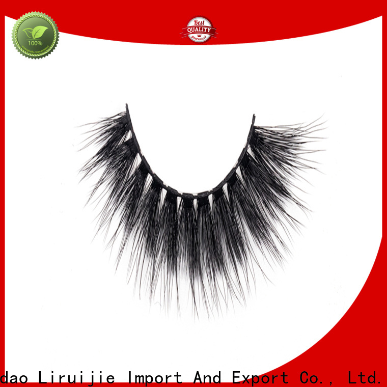 New synthetic mink eyelashes yh for business for beginners