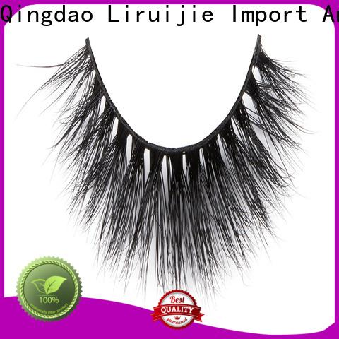 Liruijie mink mink eyelash extensions reviews manufacturers for beginners
