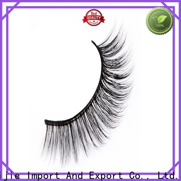 synthetic eyelash wholesale & mink lashes box & false eyelash wholesale
