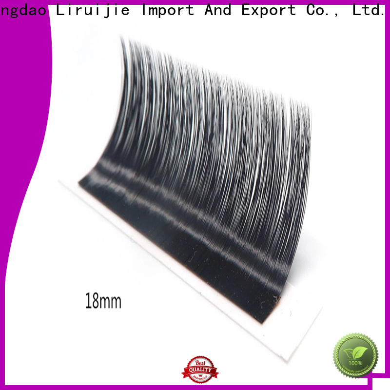 Liruijie mink wholesale hair extensions manufacturers manufacturers for round eyes