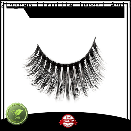 Liruijie fluffy individual eyelashes wholesale for business for Asian eyes