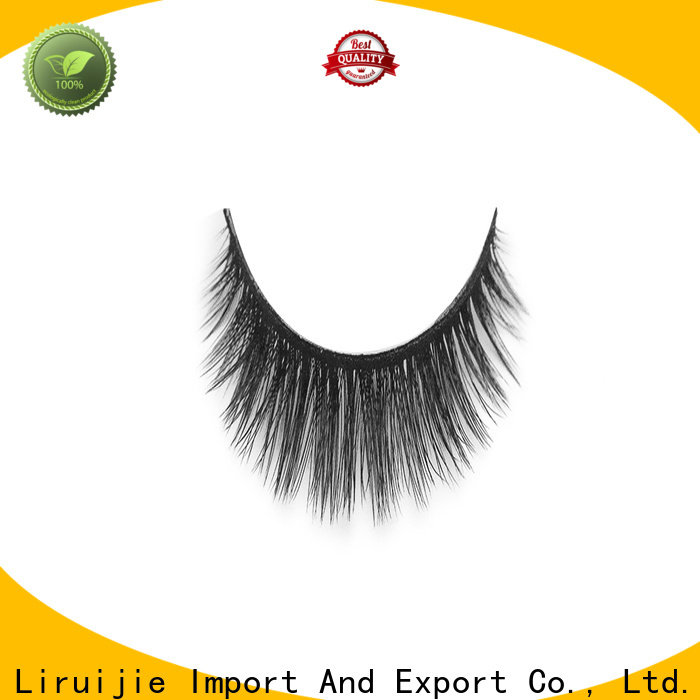 High-quality synthetic false eyelashes costeffective factory for almond eyes