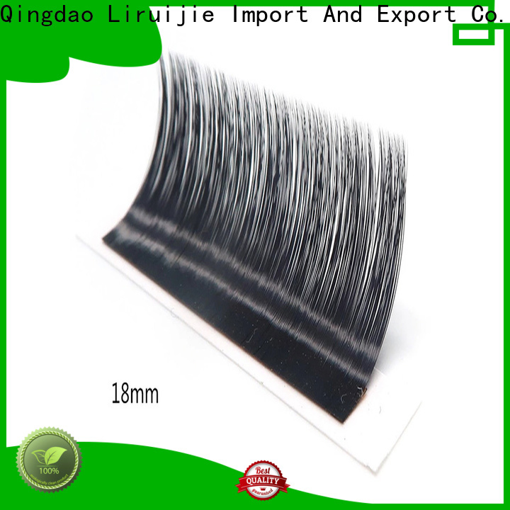 Liruijie Latest eyelash extension manufacturers company for beginners