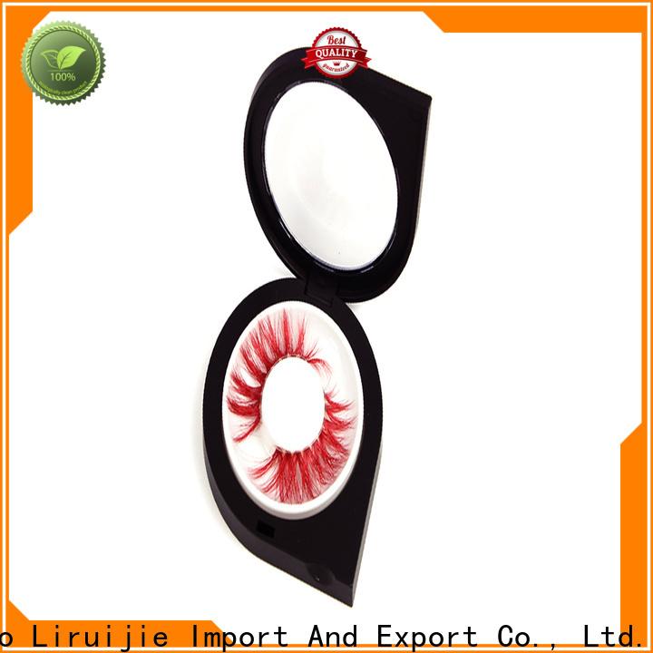 Liruijie box eyelash storage box manufacturers for magnetic eyelashes