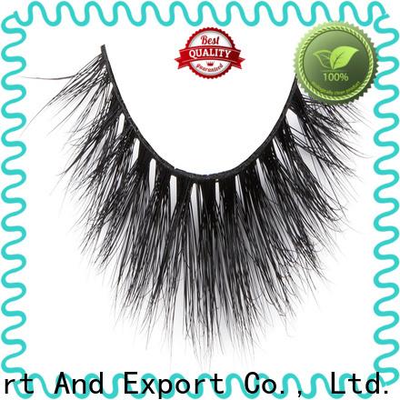 Latest mink eyelash extensions fluffy for business for sensitive eyes