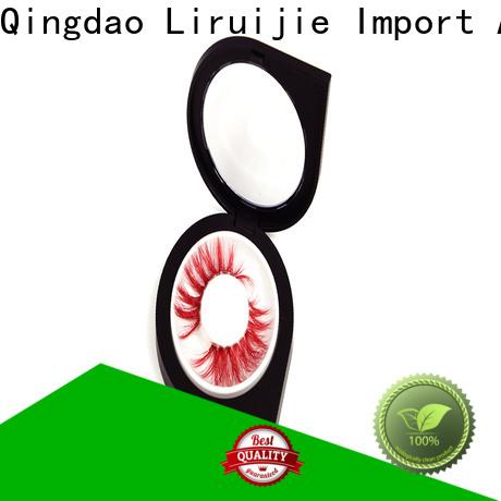 Liruijie New buy mink eyelashes wholesale supply for fake eyelash
