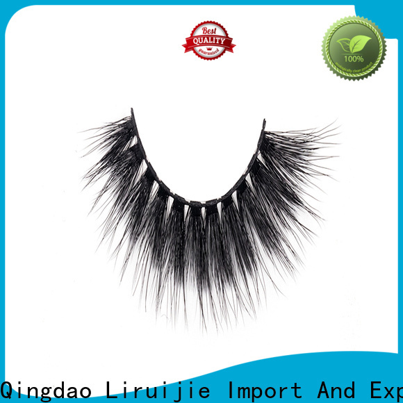 Liruijie High-quality 3d synthetic lashes for business for beginners