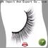 Best synthetic magnetic eyelashes eyelashes factory for round eyes