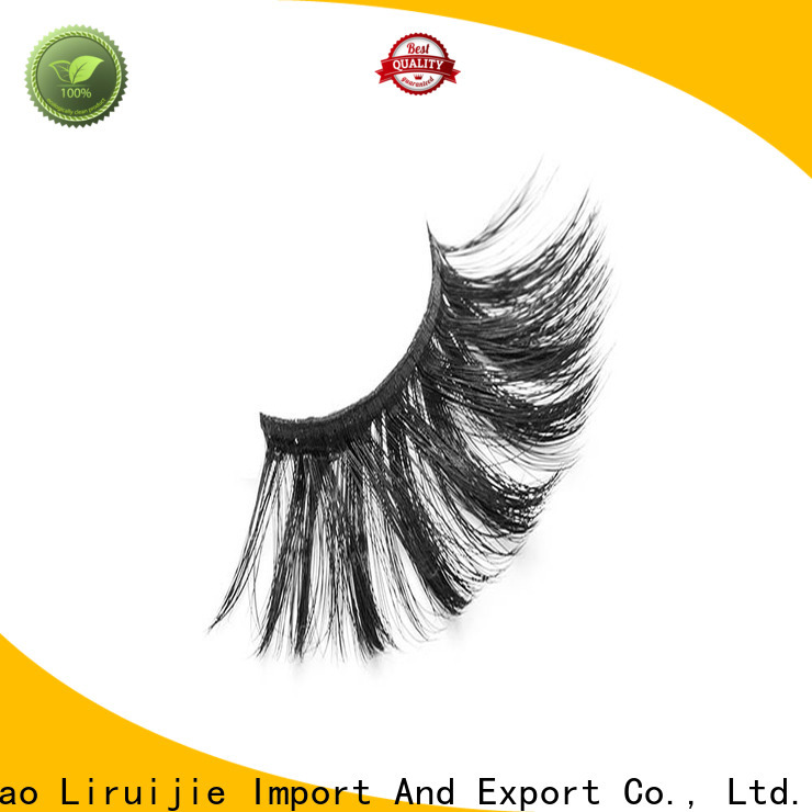 Liruijie High-quality wholesale individual lashes suppliers for round eyes